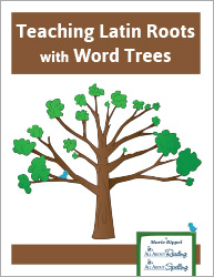 Teaching Latin Roots with Word Trees