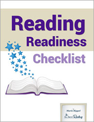 Reading Readiness Checklist