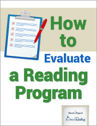 How to Evaluate a Reading Program